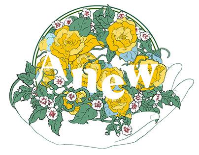 Mural - Anew