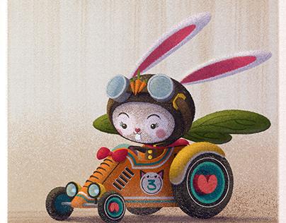 Rabbit Racer