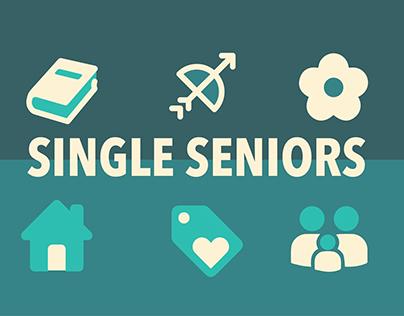 Single Seniors Infobanner