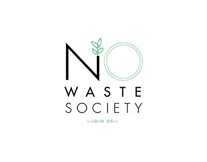 no waste society