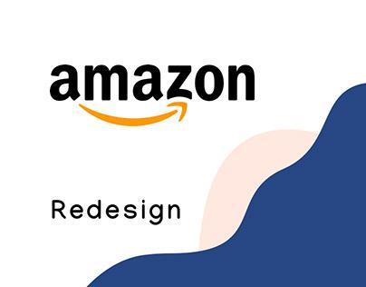 AMAZON - UX Redesign