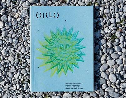Orlo, Bookzine of Practical Culture. Issue #0 / 2016