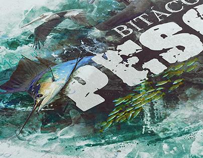 Bitácora de un pescador | Poster Design