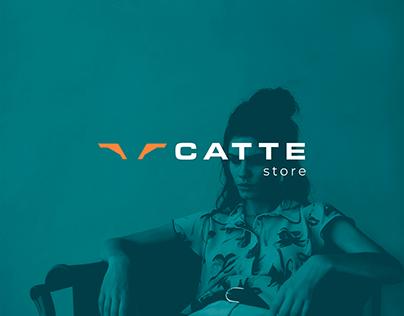 Catte Store - Logo