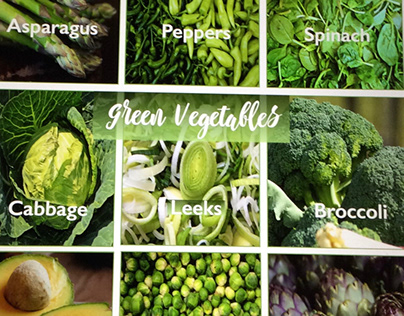 The Green Grocer: Brand Identity