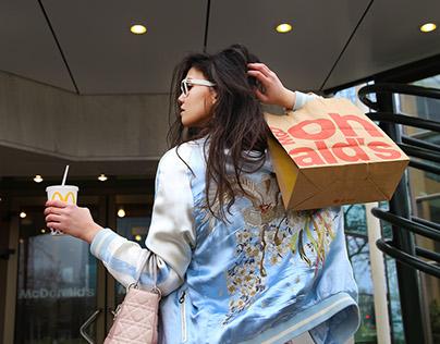 Fast Food Editorial