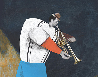 OLD PROJECT The trumpeter
