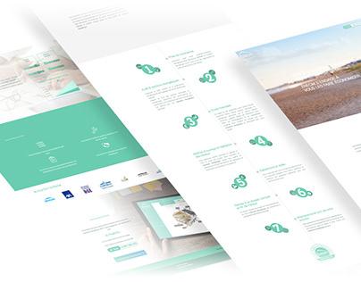 Eneom - webdesign