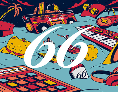 Playlists #ModoViernes - Bud66