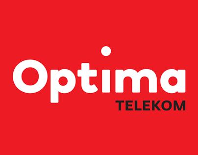 Optima Telekom rebranding