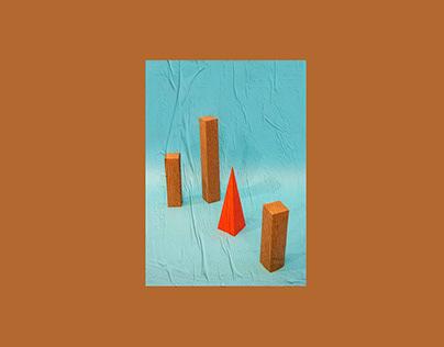 Haiku Stereographics — Poster Series