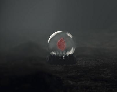 Locked Heart [3D]