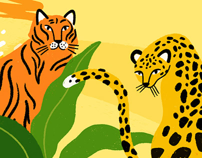 TSUM Childrens Animation, Spring 2019