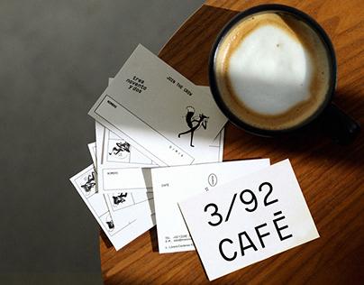3/92 CAFÉ