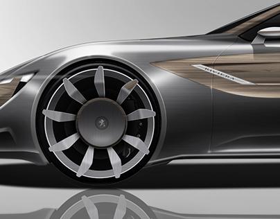Peugeot Riviera Concept
