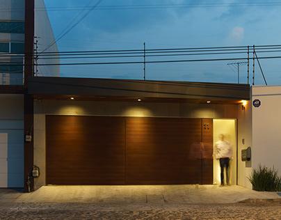 Santa Cruz Guadalupe / Alquitectura