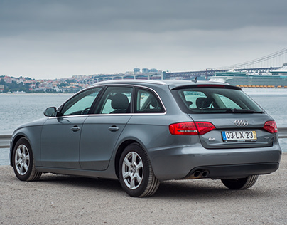 Audi A4 Avant 2.0TDI - Morgan Cars Portugal