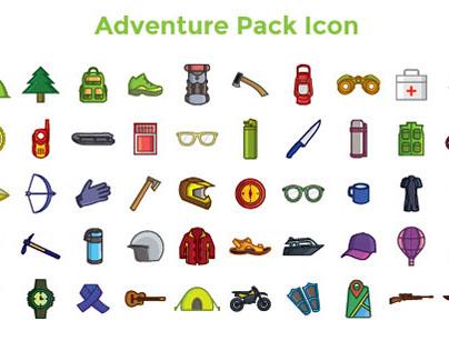 Adventure Pack Icon