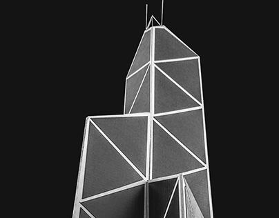 Bank of China Tower Model