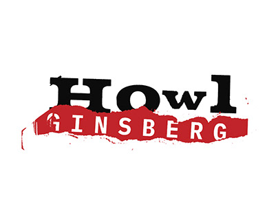Howl by Allen Ginsberg Book Cover Design