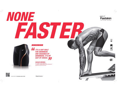 Speedo Fastskin LZR | Retouch and Performance Color