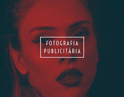 Trabalho Acadêmico - Fotografia Publicitária.