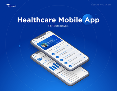Healthcare Mobile App for Truck Drivers