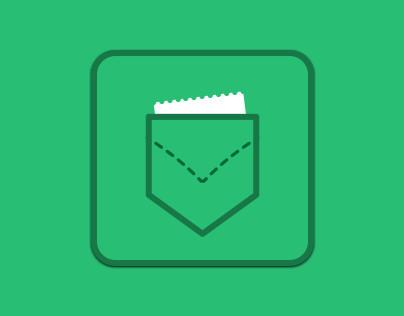 Taskutark app and web design
