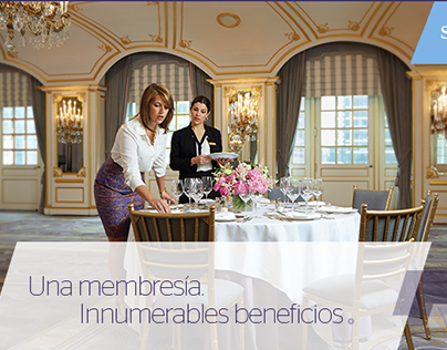Invitaciones digitales para: Starwood Week 2015