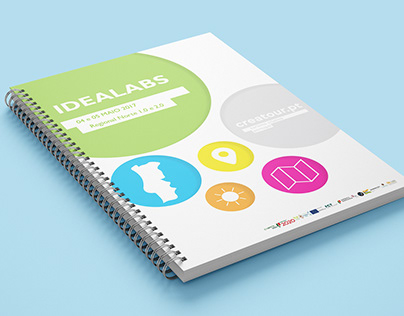 IDEALABS | Notebook e Business Model Canvas