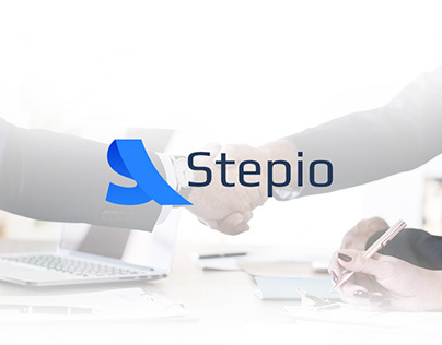 Logo design - Stepio