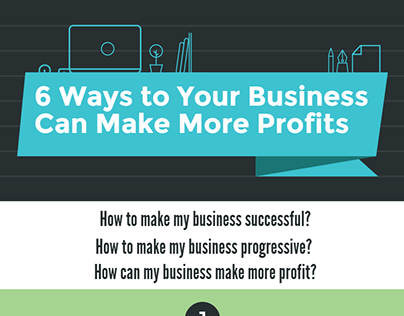 6 Ways to Your Business Can Make More Profits