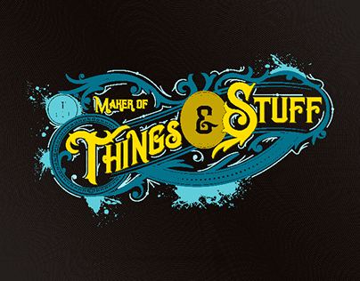 Maker of Things and Stuff - Branding and Graphics