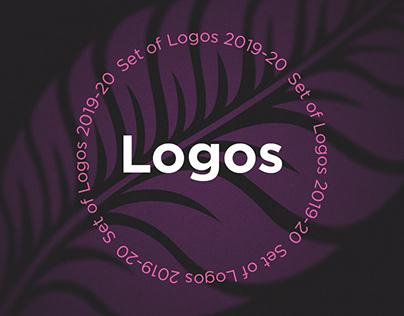 Set of Logos 2019-20