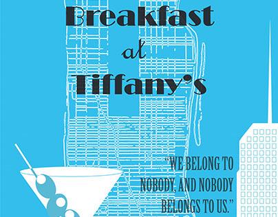 Technics_Breakfast at Tiffany's_Graphic Design