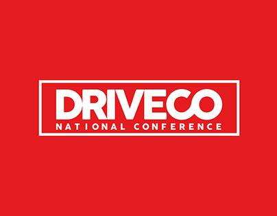 Propuesta gráfica DRIVECO'15 AIESEC CHILE