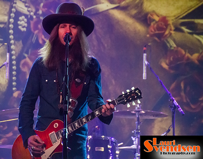 BlackBerry Smoke MGM Grand, Las Vegas