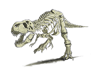 T.Rex through a design course