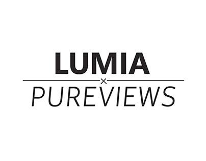 LUMIA X PUREVIEWS