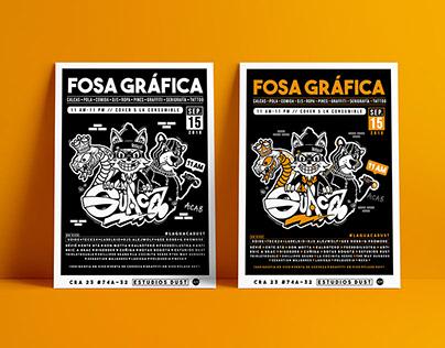 (LA GUACA) FOSA GRÁFICA VOL.1