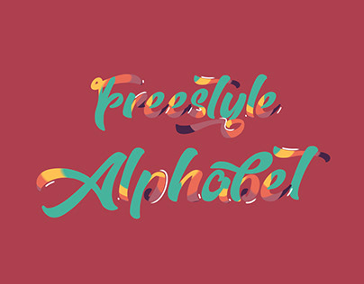 Freestyle Alphabet