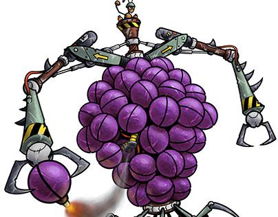 "MECH-ANTS: ""Grapes"""
