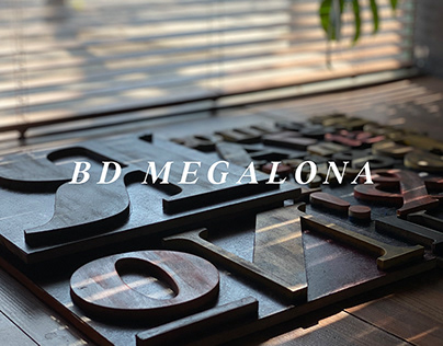 BD Megalona - Free Luxury Serif Font