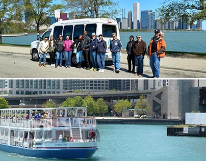 Chicago Minibus Sightseeing Tour