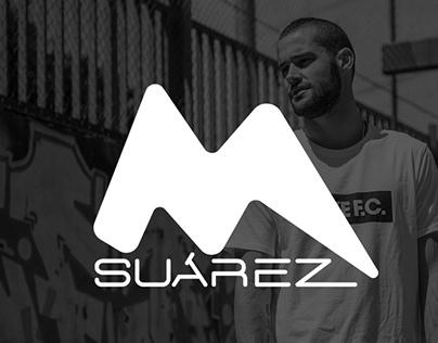 Mario Suárez | Logo