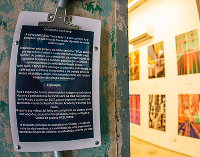 NVVE MVE Exposition at Red Bull Station