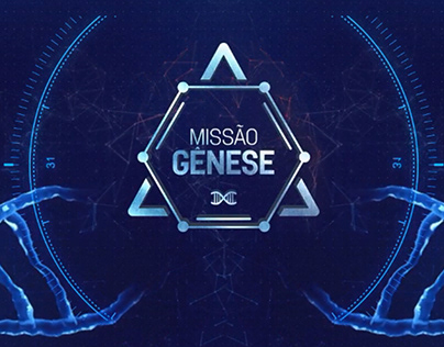 Missão Gênese - Assets