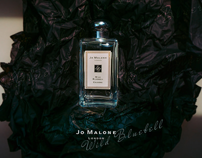 JO MELONE LONDON - DESITNY BLUE BELL