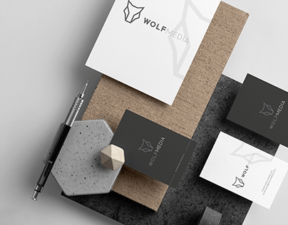 Business card - our brand