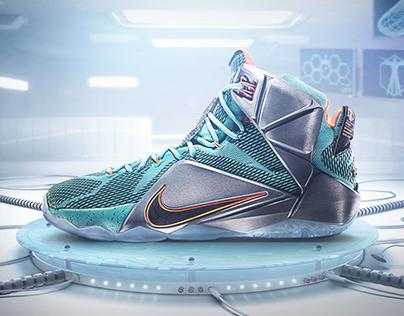Nike Basketball: Lebron 12